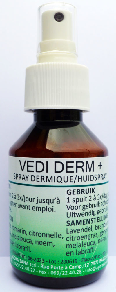 Vedi Derm + - Vision globale du produit